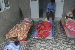 4 người trong gia đình tử nạn khi bắt ốc trên vịnh Cam Ranh