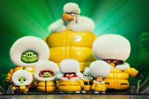 'The Angry Birds Movie 2' - màn tái xuất hài hước của dàn 'chim - lợn'