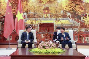 Tiềm năng hợp tác rộng mở giữa Hà Nội và tỉnh Quảng Đông (Trung Quốc)