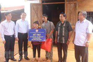 Chủ tịch MTTQ Việt Nam gửi thư kêu gọi tiếp tục giúp đỡ người nghèo