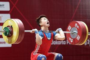 Lực sĩ Trịnh Văn Vinh bị cấm thi đấu 4 năm vì dính doping