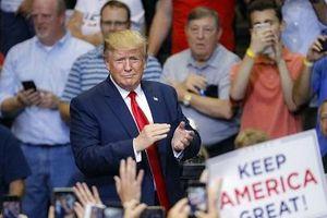 Tổng thống Trump: 'Tôi không quan tâm tới việc kiếm tiền'