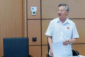 Trưởng Ban Nội chính Tỉnh ủy Đồng Nai Hồ Văn Năm xin thôi làm Đại biểu Quốc hội