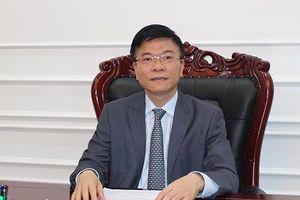 Bộ trưởng Lê Thành Long chúc mừng cán bộ, công chức, viên chức, người lao động ngành Tư pháp
