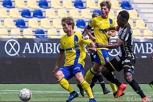 Công Phượng đá chính 90 phút, đội trẻ Sint-Truidense vẫn nhận thất bại