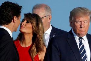 Tổng thống Trump nói nhầm về độ thân quen của vợ với ông Kim Jong Un?