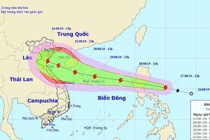 Khẩn cấp ứng phó với bão Podul sắp tiến vào biển Đông