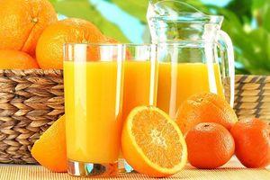 Nước cam độc vô cùng nếu uống vào những thời điểm này