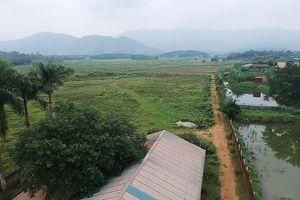 Cận cảnh 2 dự án giao đất trái luật của người nhà Giám đốc Sở KH&ĐT Hà Nội