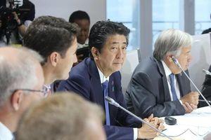 Nhật Bản hoài nghi vai trò của G7 với châu Á