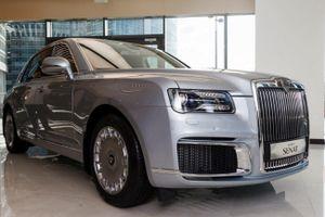 'Rolls Royce' của Nga bán giá hơn 6 tỷ