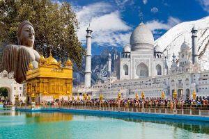 Giữa Hà Nội trải nghiệm Ấn Độ diệu kỳ