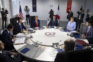 Những vấn đề chính trong tuyên bố G7 sau thượng đỉnh Biarritz