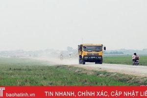 Bộ GTVT lý giải việc chưa nâng cấp mở rộng Quốc lộ 281 ở Hà Tĩnh