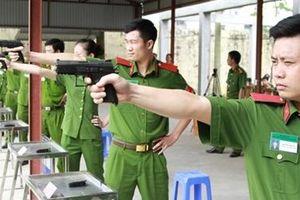 Đổi mới đào tạo để sinh viên Học viện Cảnh sát nhập cuộc với công việc nhanh nhất