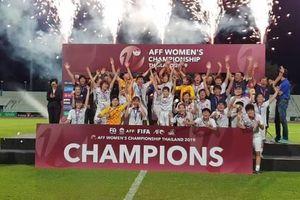 Thắng đội hình dự World Cup của Thái Lan, Việt Nam lên ngôi vô địch Đông Nam Á