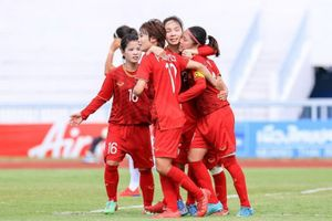 Hạ bệ Thái Lan, Việt Nam vô địch giải bóng đá nữ Đông Nam Á