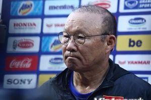 HLV Park Hang-seo 'giải mã' sức mạnh của đội tuyển Thái Lan