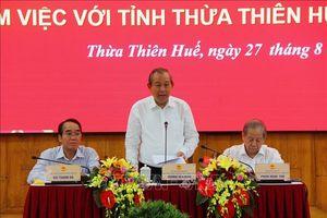 Thừa Thiên - Huế cần tiếp tục thực hiện hiệu quả công tác dân vận chính quyền