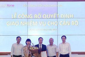 Con đường công danh của ông Nguyễn Đăng Nguyên - Phụ trách Tổng Giám đốc MobiFone vừa bị khởi tố