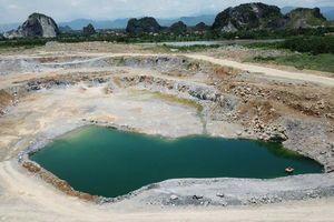 Xi măng Vicem Hải Phòng 'băm nát' núi Tràng Kênh, chính quyền ở đâu?