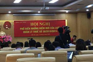 Thu thuế thương mại điện tử nước ngoài vào Việt Nam bằng cách nào?
