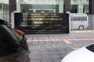 Mở 2 gói thầu 'lùm xùm' tại Bà Rịa - Vũng Tàu: Vừa đủ 3 nhà thầu nộp hồ sơ dự thầu mỗi gói