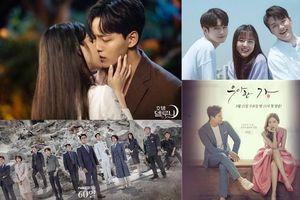 BXH diễn viên - phim Hàn cuối tháng 8: 'Hotel Del Luna' của IU và Yeo Jin Goo về nhất 7 tuần liên tiếp - Ji Jin Hee tăng liền 11 hạng