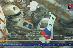 Robot đầu tiên của Nga 'đặt chân' lên ISS