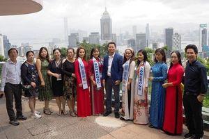Vietdatravel tổ chức Tour Hồng Kông (Trung Quốc) kết hợp dự hội chợ