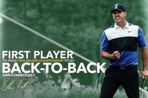 Brooks Koepka 'đánh mất' 15 triệu đô nhưng vẫn là golfer xuất sắc nhất năm