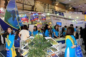 Chuỗi hoạt động quy mô tại Hội chợ Du lịch quốc tế TP Hồ Chí Minh lần 15