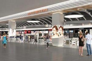 Lotte Duty Free muốn dẫn đầu thị trường hàng miễn thuế Việt Nam vào năm 2021, nhờ làn sóng văn hóa Hallyu