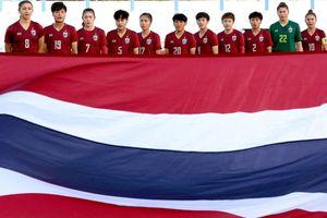 Tuyển Thái Lan dùng đội hình dự World Cup trong trận thua VN