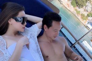 Hồ Ngọc Hà đăng ảnh ngọt ngào bên Kim Lý, tận hưởng kỳ nghỉ ở châu Âu