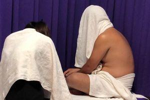 Bên trong tiệm spa có nhân viên bán dâm cho khách nước ngoài ở Sài Gòn