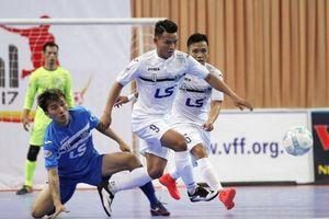 Giải Futsal HDBank vô địch quốc gia 2019 trở lại cuộc đua