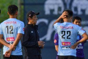 HLV Thái-lan thừa nhận lo lắng trước trận đấu với tuyển Việt Nam