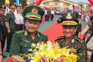 Thắt chặt tình đoàn kết Việt Nam - Campuchia