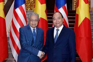 Việt Nam và Malaysia sớm đưa kim ngạch thương mại lên 15 tỷ USD