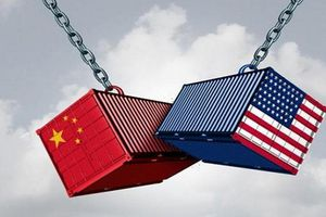 Thương chiến Mỹ-Trung: Những lần 'dậy sóng' thị trường thế giới