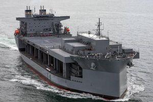 Hạm đội Mỹ sẽ sớm được bổ sung hai tàu tiếp tế khổng lồ