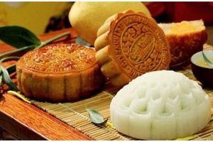 Bánh Trung thu ở các nước châu Á khác gì Việt Nam?