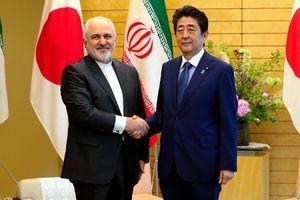 Thủ tướng Nhật Bản thảo luận với Ngoại trưởng Iran về căng thẳng Trung Đông