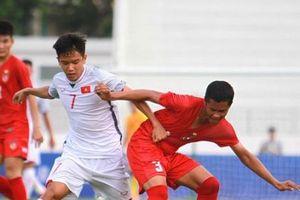 U15 Việt Nam lội ngược dòng trước U15 Myanmar