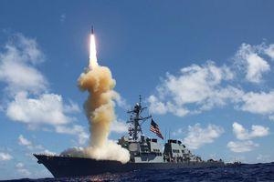 Mỹ thông qua hợp đồng tên lửa lớn cho Nhật Bản
