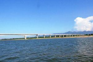 Phối hợp quản lý lưu vực sông Vu Gia - Thu Bồn