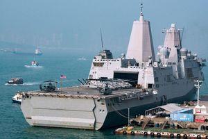 Trung Quốc lại từ chối cho tàu chiến Mỹ cập cảng