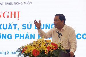 Năng suất lúa, cà phê Việt Nam cao nhất thế giới nhưng tiền thu về ít nhất