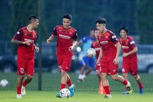 HLV Park Hang Seo coi vòng loại World Cup 2022 là mục tiêu số 1